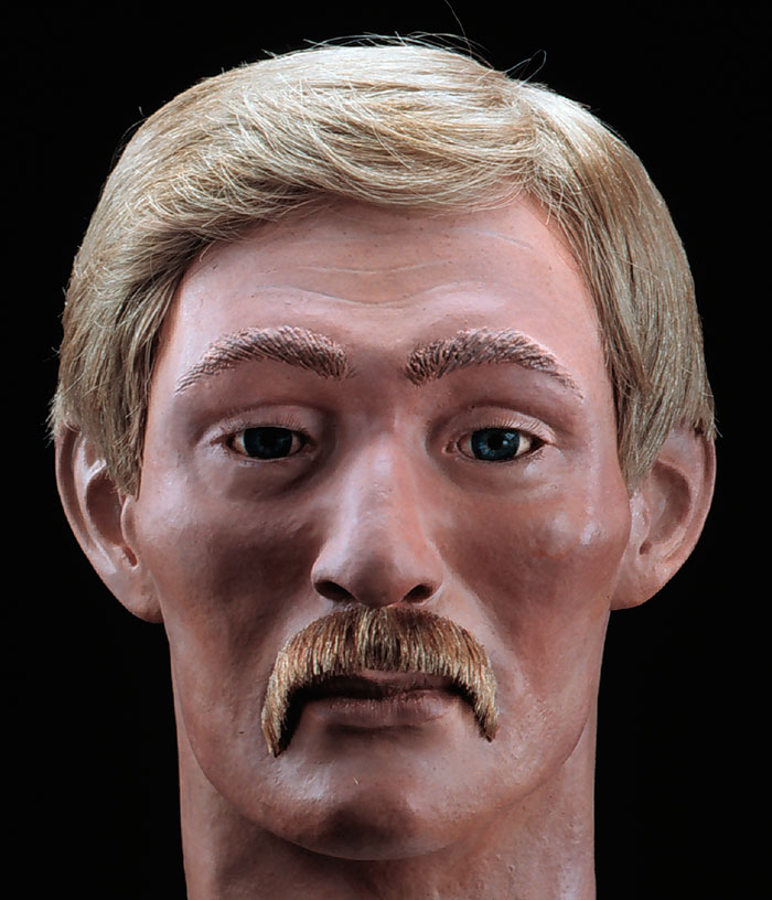 Mummy Facial Reconstruction 18